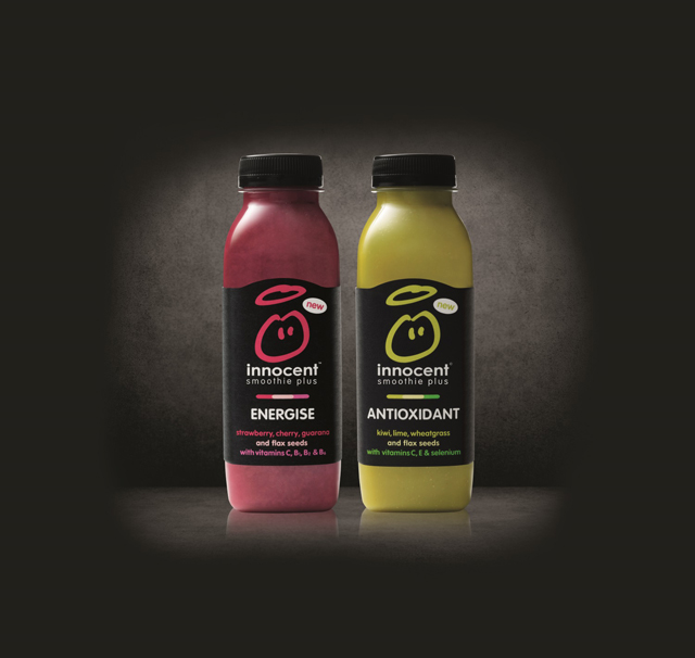 Innocent Energise og Antioxidant